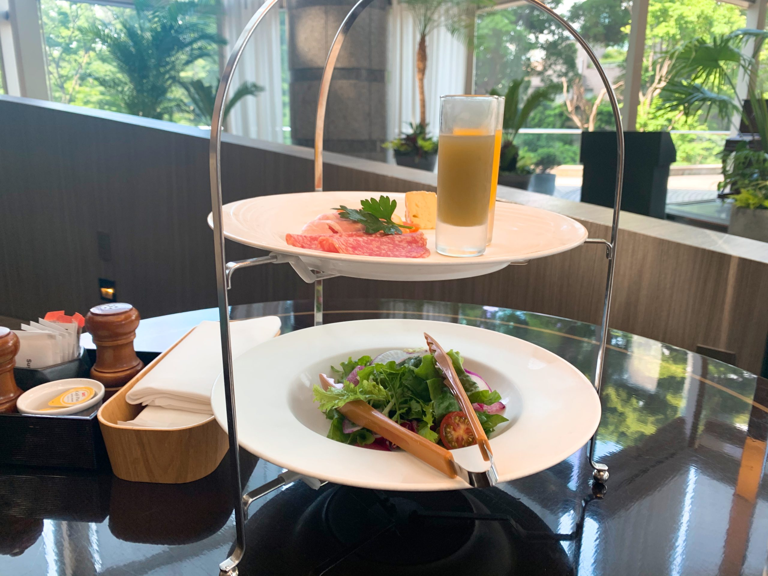 東京マリオットホテル 朝食