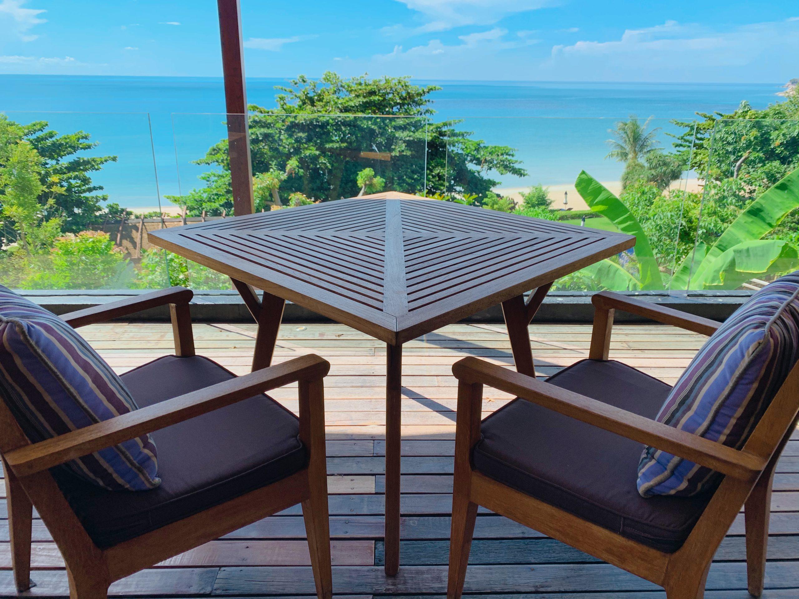 Vana Belle, A Luxury Collection Resort, Koh Samui 朝食